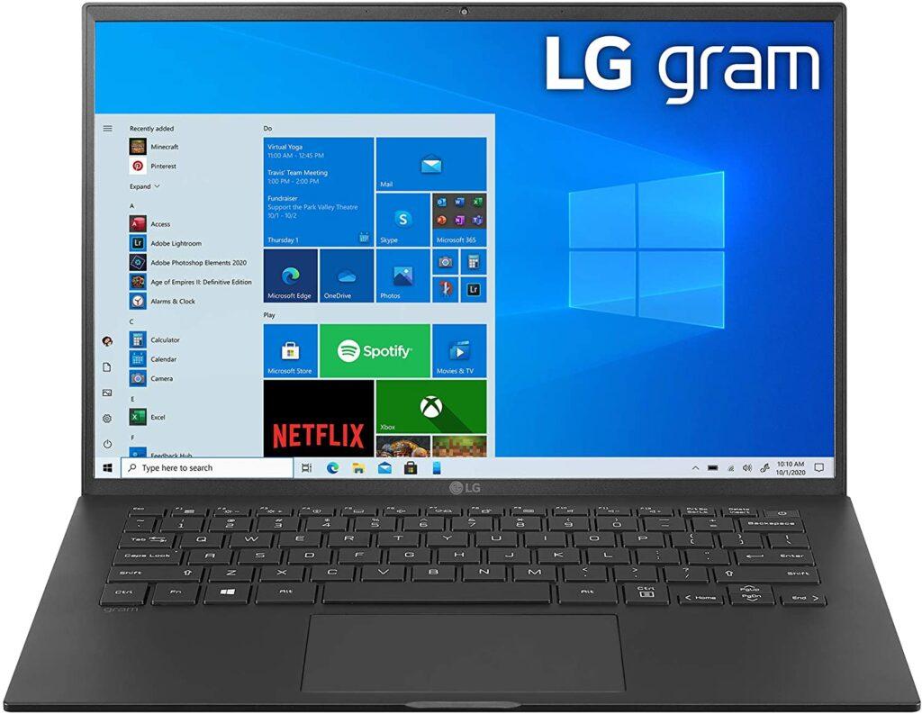 LG Gram 2021 Laptop Variants