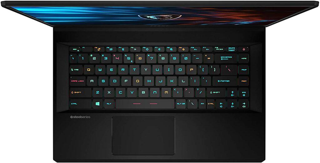 MSI GP66 Leopard 10UH 244 Keyboard