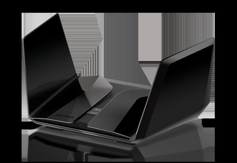 Nighthawk AXE11000 WiFi 6E Tri band Router RAXE500 1