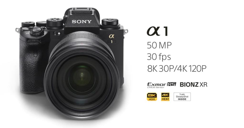 Sony Alpha A1 1