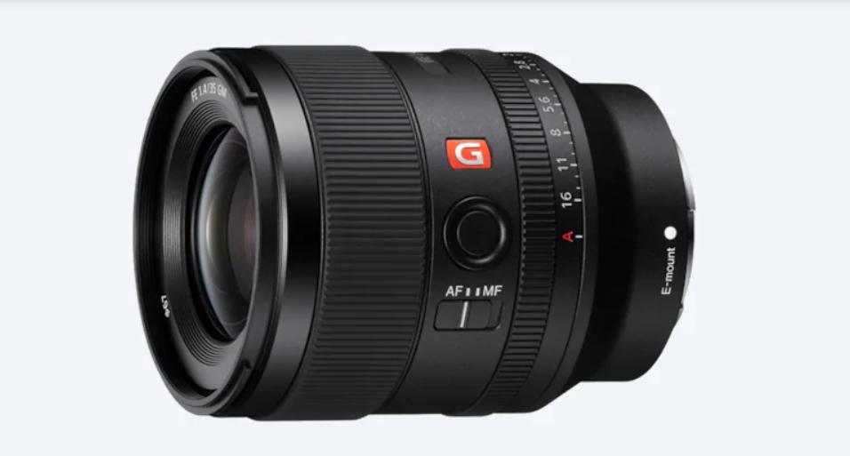 Sony SEL35F14GM 35mm F1.4 GM Lens