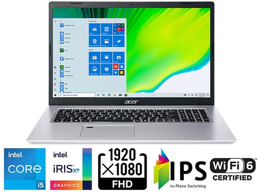 Acer Aspire 5 A517 52 59SV Laptop