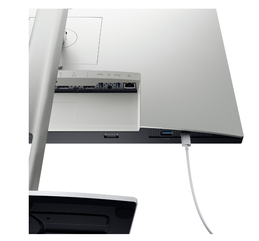 Dell UltraSharp U2421E Monitor Ports