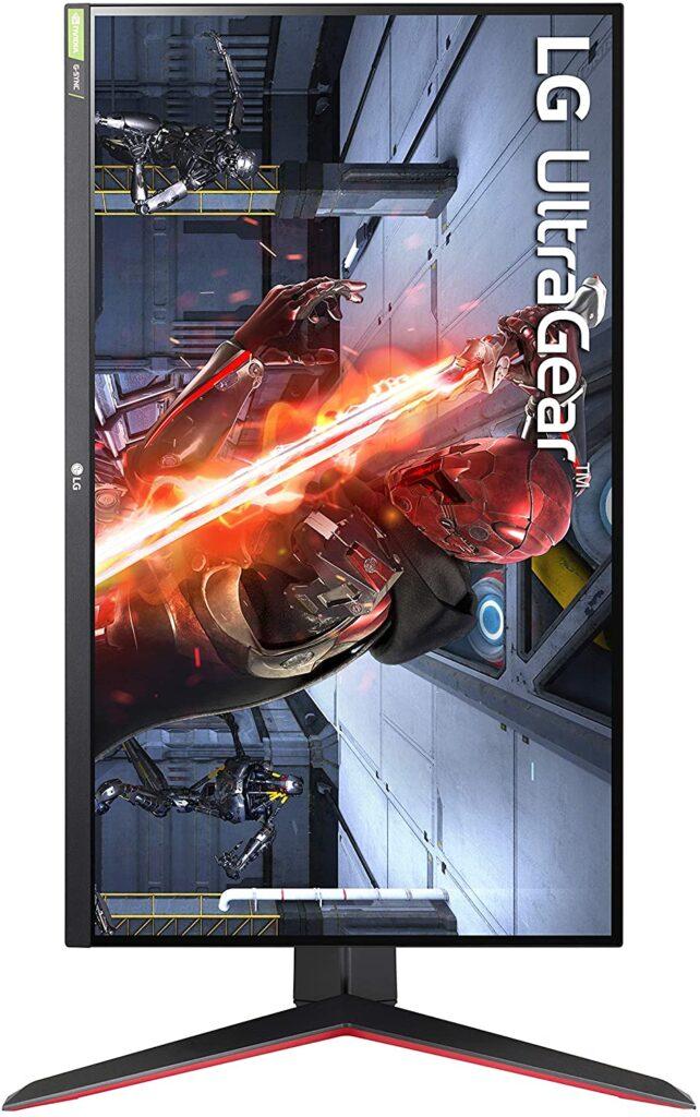 LG 27GN650 B Ultragear Monitor 1 2