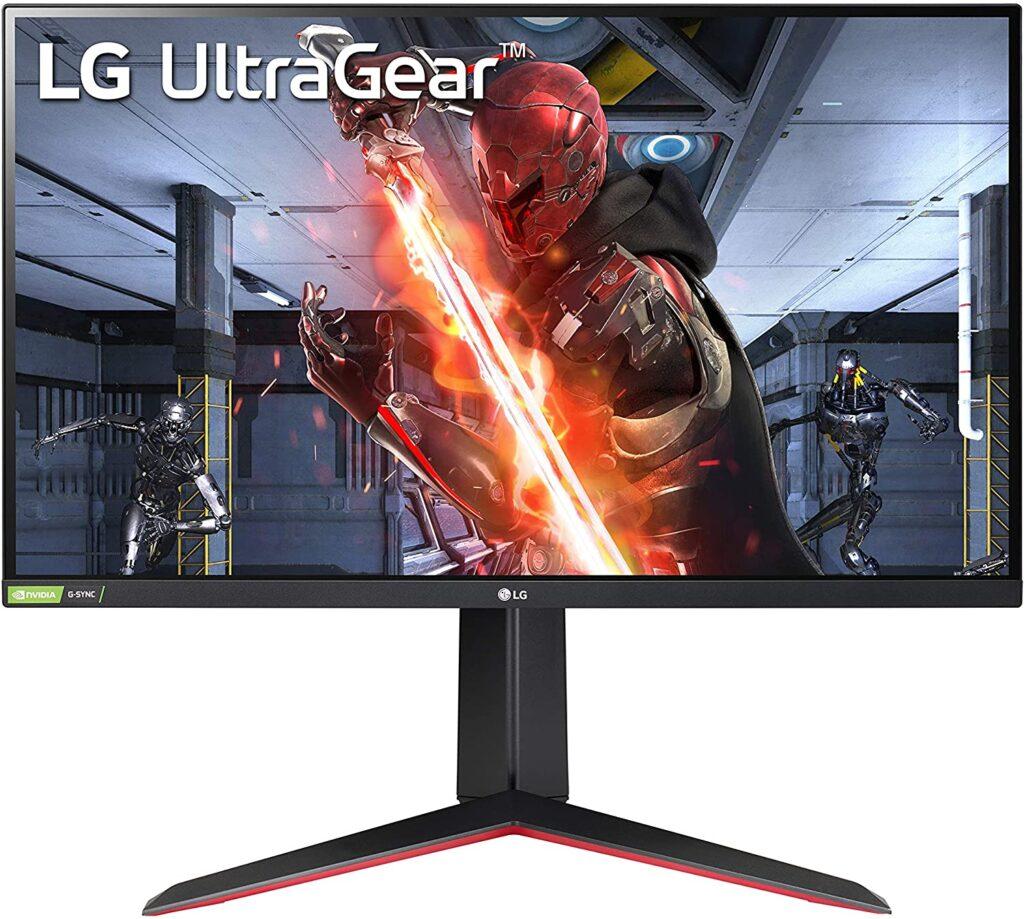 LG 27GN650 B Ultragear Monitor