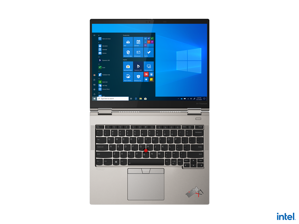 Lenovo ThinkPad X1 Titanium Gen 1 US Variants