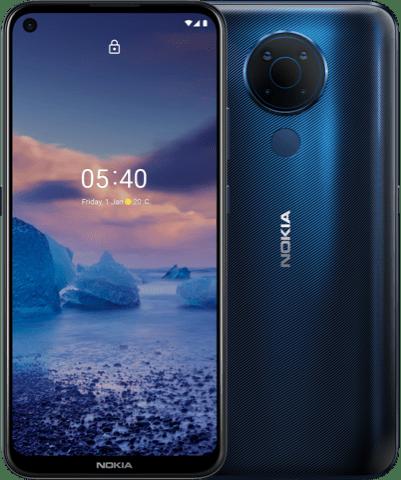 Nokia 5.4 Colors Amazon US