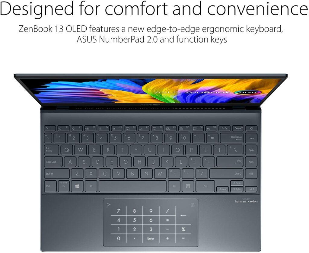 ASUS ZenBook 13 UX325EA XS74 Laptop