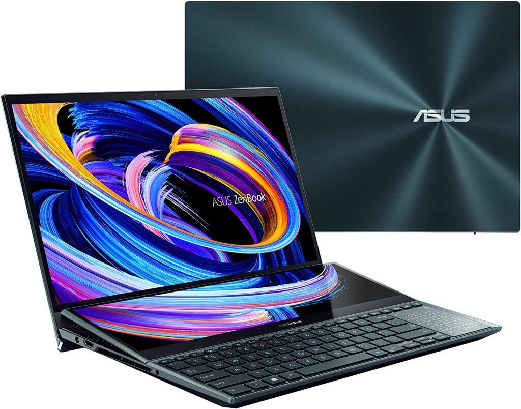 ASUS ZenBook Pro Duo 15 UX582LR XS74T