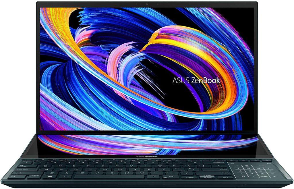 ASUS ZenBook Pro Duo 15 UX582LR XS74T Amazon US