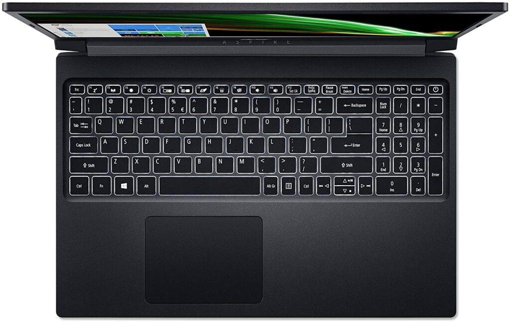 Acer Aspire 7 A715 42G R20C Keyboard
