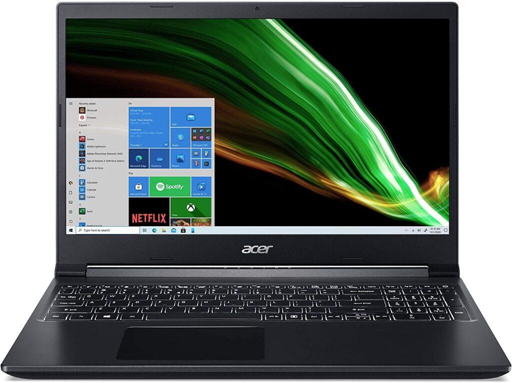 Acer Aspire 7 A715 42G R20C Laptop Amazon US