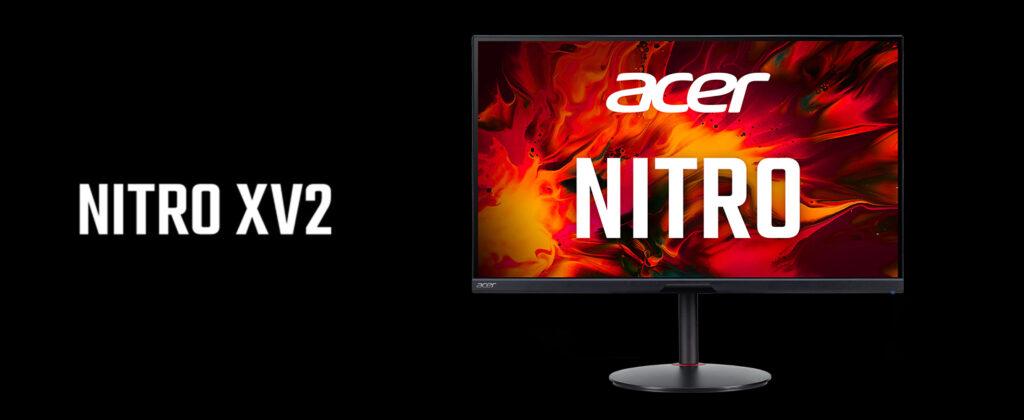 Acer Nitro XV272U KVbmiiprzx Monitor