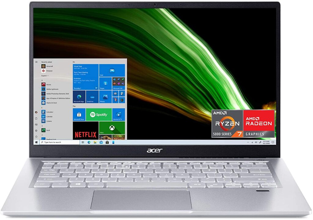 Acer Swift 3 SF314 43 R2YY Laptop Price US