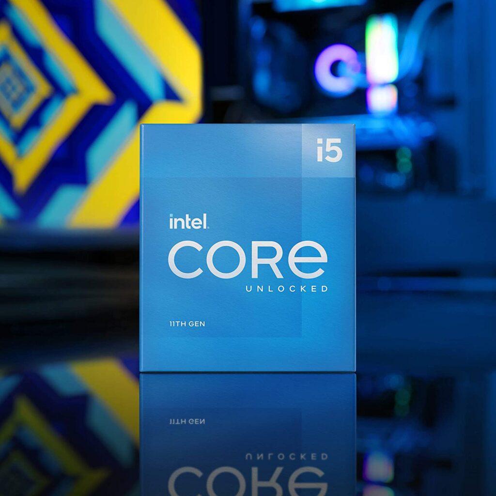 Intel Core i5 11600K Amazon US pre order