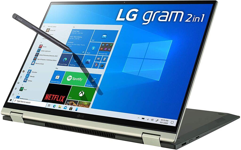 LG Gram 16T90P K.AAG7U1 Laptop