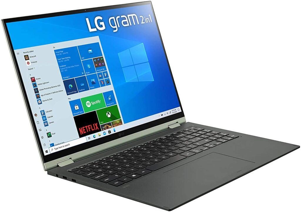 LG Gram 16T90P K.AAG7U1 Laptop Amazon US