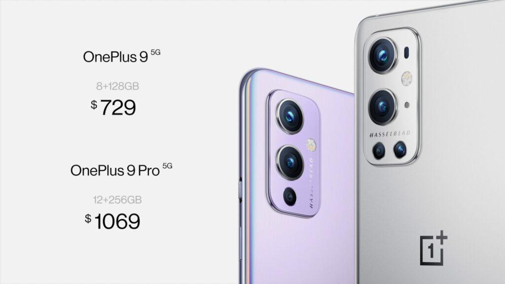 OnePlus 9 Pro 5G Price AMazon US