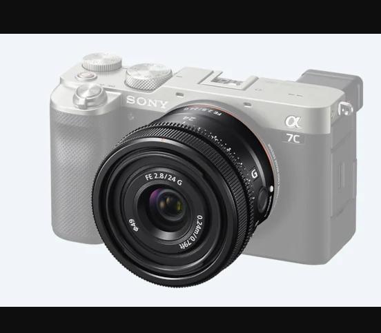 Sony 24mm F2.8 G SEL24F28G