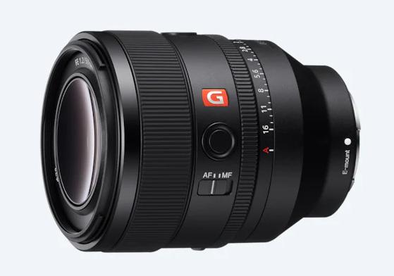 Sony Alpha 50mm F1 2 SEL50F12GM lens 1