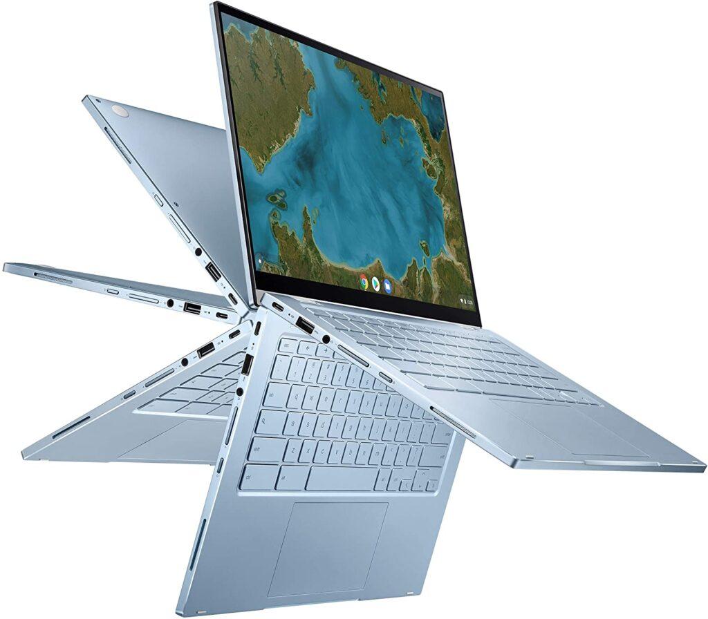 ASUS Chromebook Flip C433TA AS384T