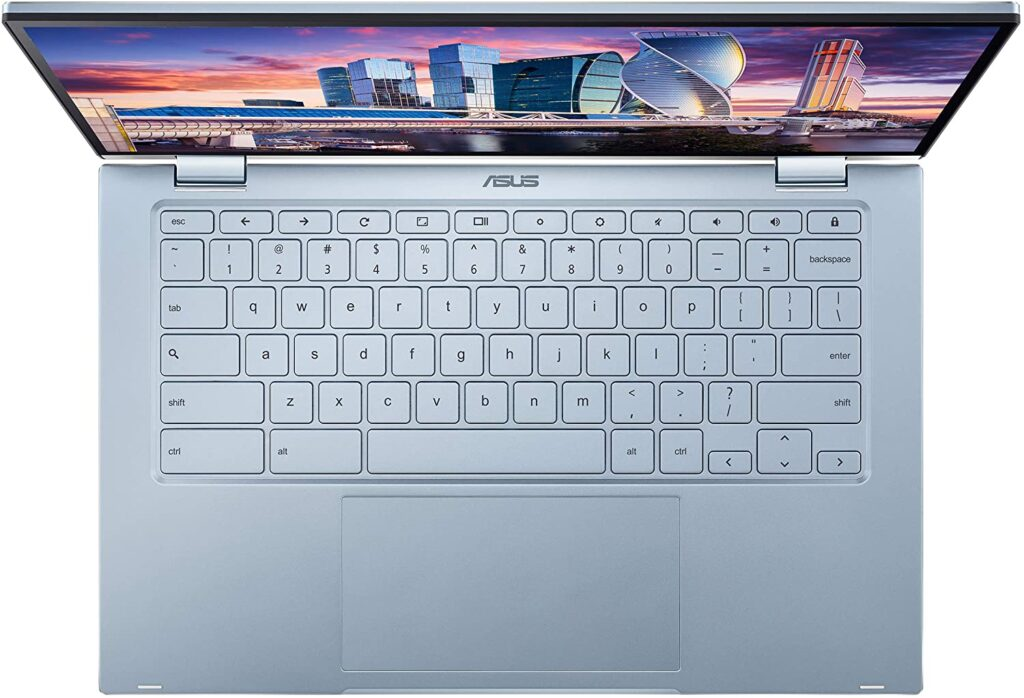 ASUS Chromebook Flip C433TA AS384T Amazon US