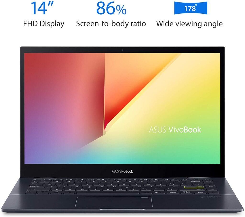 ASUS VivoBook Flip 14 TM420UA DS52T