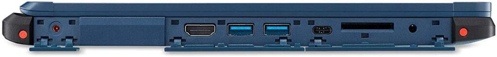 Acer ENDURO Urban N3 EUN314 51W 53FZ ports