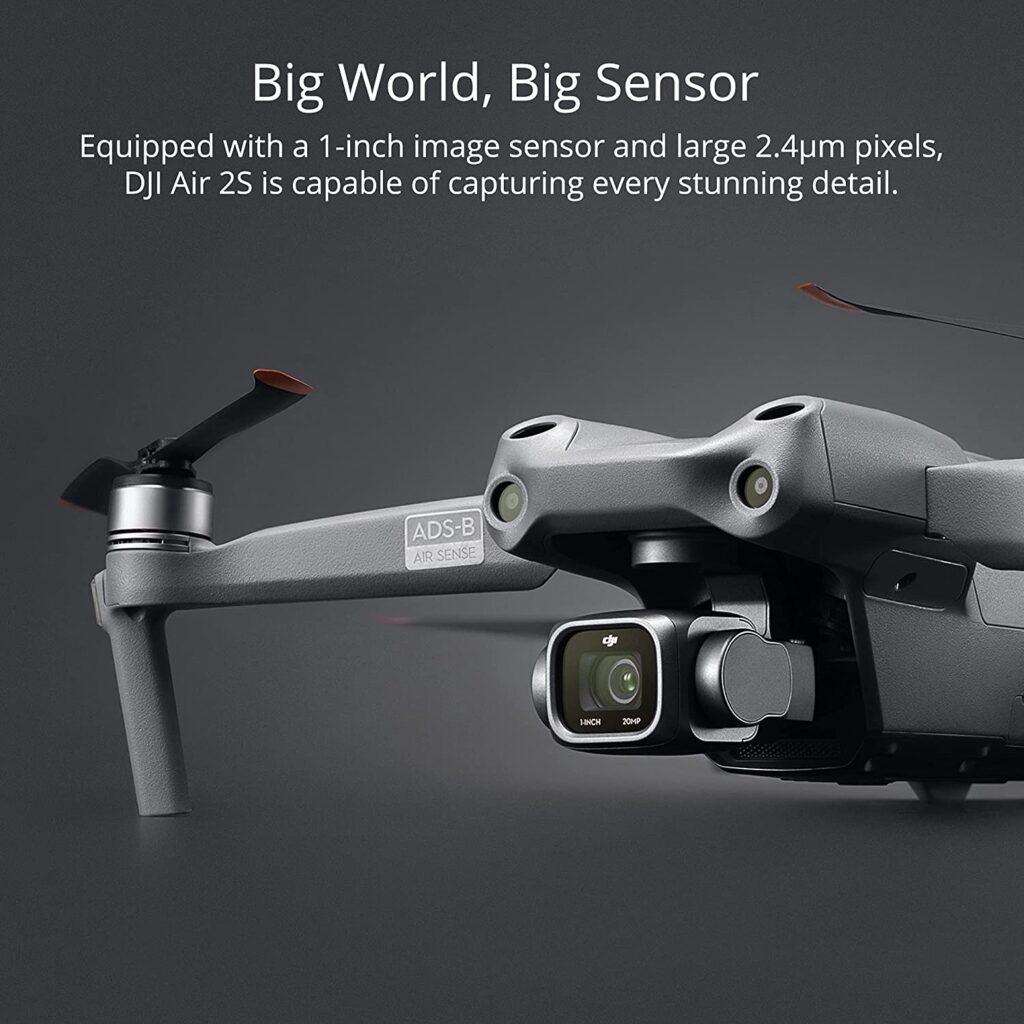 DJI Air 2S Drone Image sensor