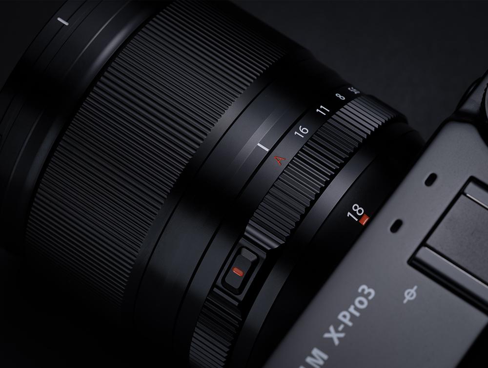 Fujifilm XF18mmF1.4 R LM W