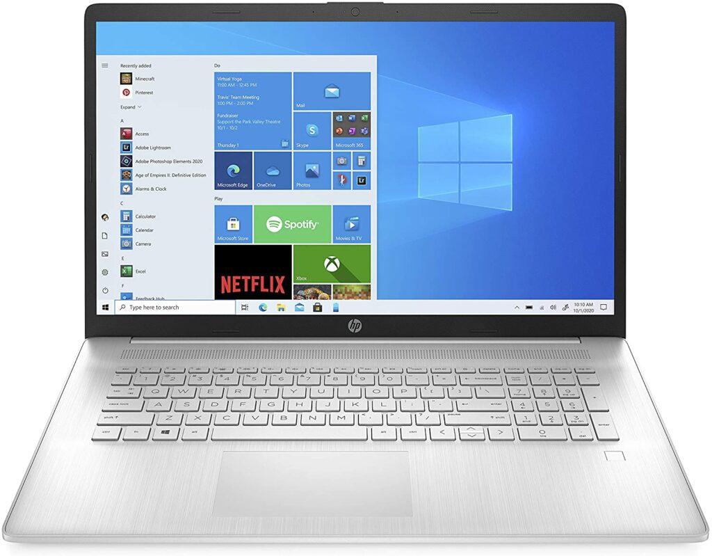 HP 17 cn0020nr Laptop Amazon US