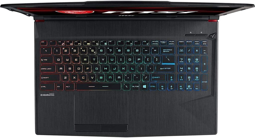 MSI GS66 Stealth 11UH 021 Laptop Specs
