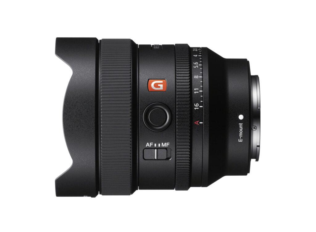 Sony FE 14 mm F 1 8 GM Lens
