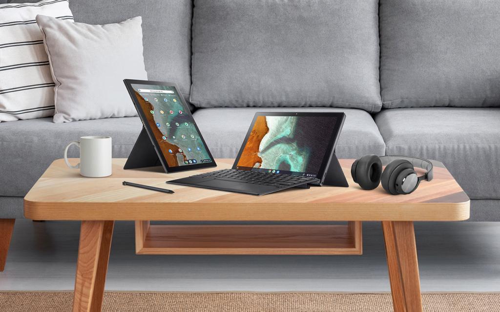 ASUS Chromebook Detachable CM3 CM3000DVA DS44T S