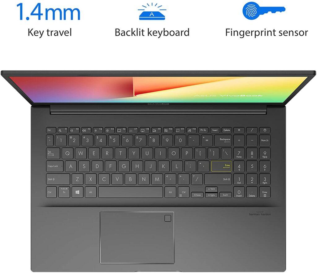 ASUS VivoBook 15 S513 S513UA DS51 Amazon