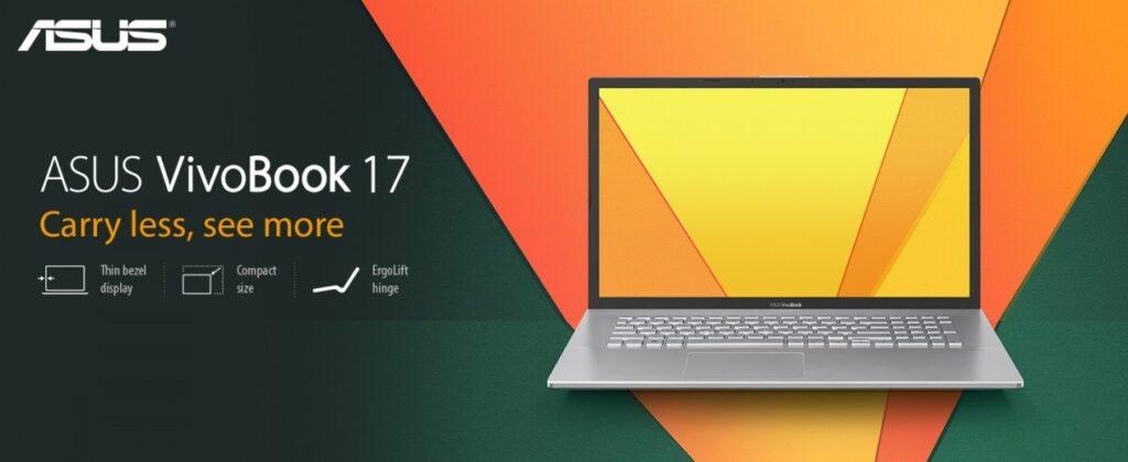 ASUS VivoBook S17 S712UA DS54