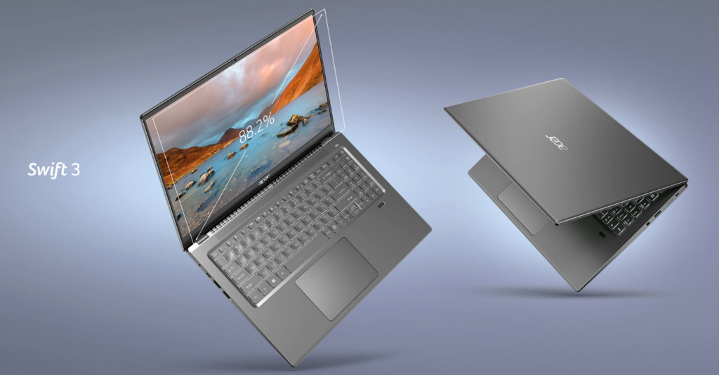 Acer Swift 3 SF316 51 740H Laptop US price
