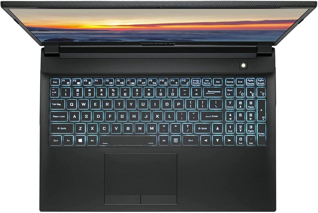 GIGABYTE G5 GD 51US123SH keyboard