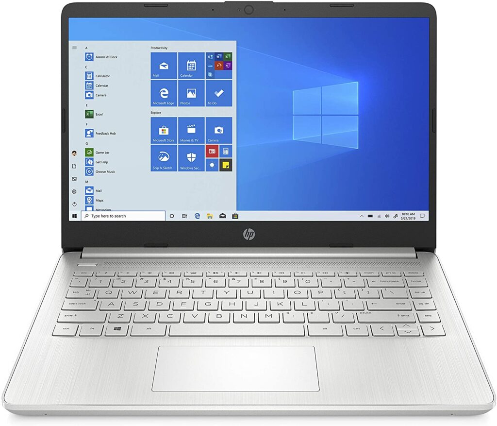 HP 14 fq1021nr Laptop Amazon US