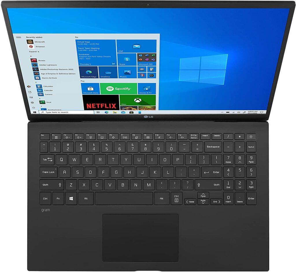 LG Gram 15Z90P 2021 Laptops