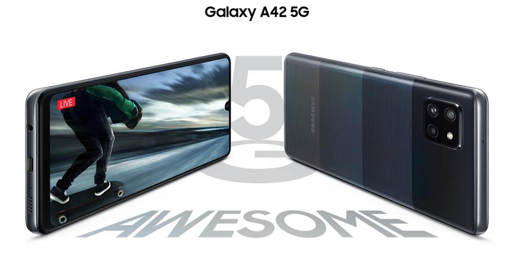 Samsung Galaxy A42 5G SM A426UZKBXAA