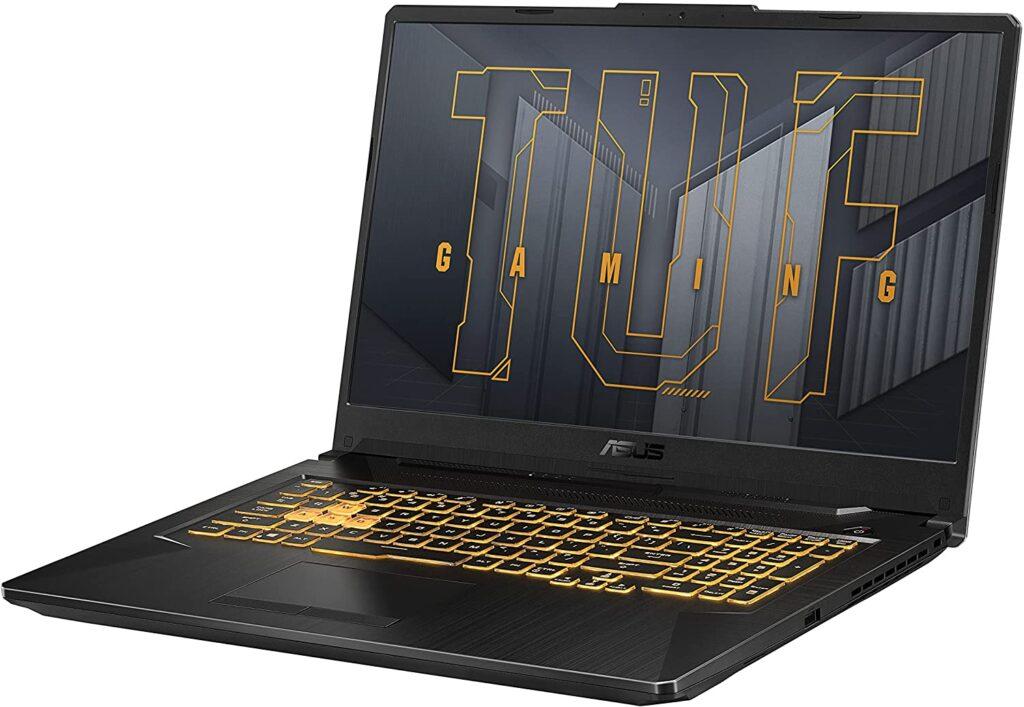 ASUS TUF Gaming F17 2021 TUF706HE DS74 Amazon US