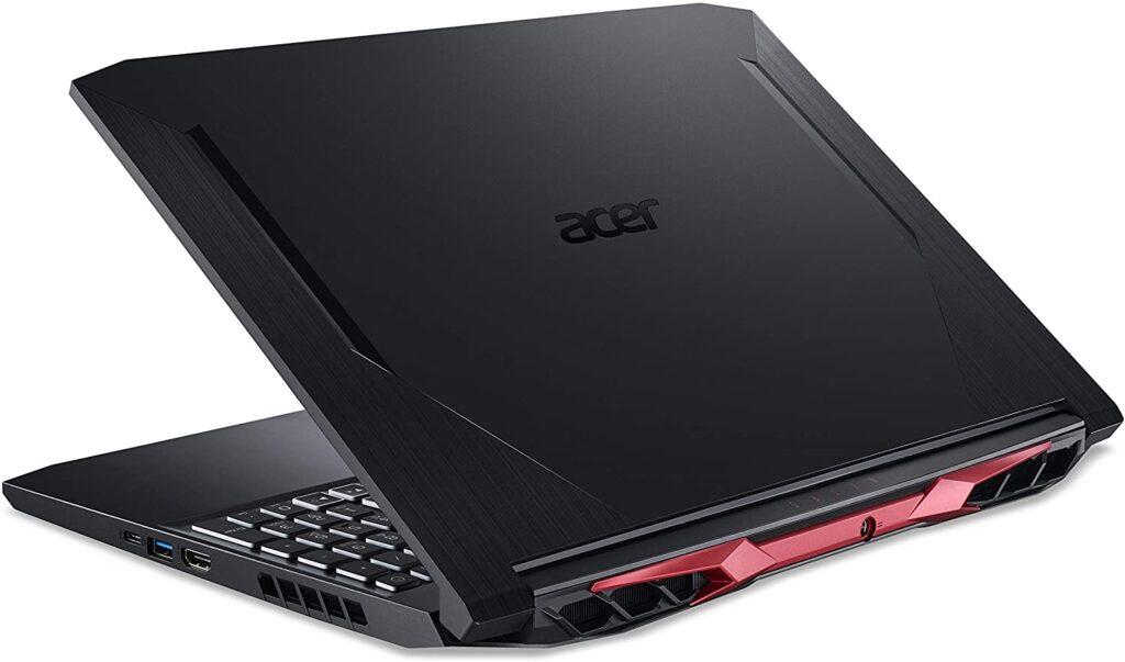 Acer Nitro 5 AN515 55 53E5 back