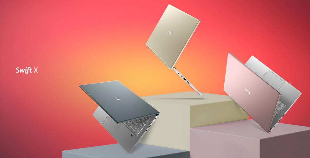 Acer Swift X 2021 US Amazon Price