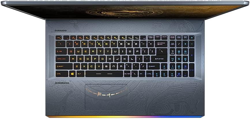 MSI GE76 DRAGON TIAMAT 11UH 282 Laptop