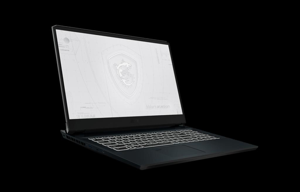 MSI WE76 11UM 458 Laptop