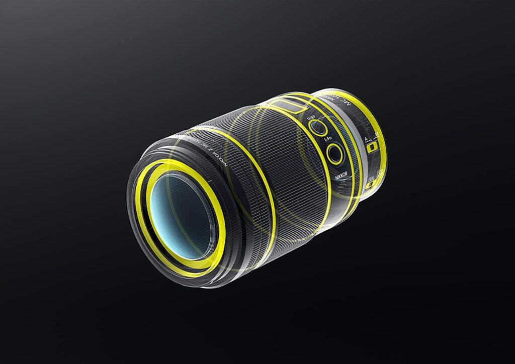 NIKKOR Z MC 105mm f 2.8 VR S US