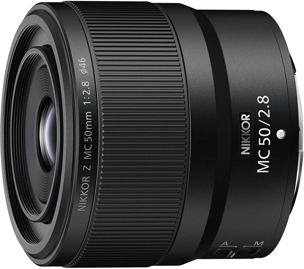 NIKKOR Z MC 50mm f 2.8