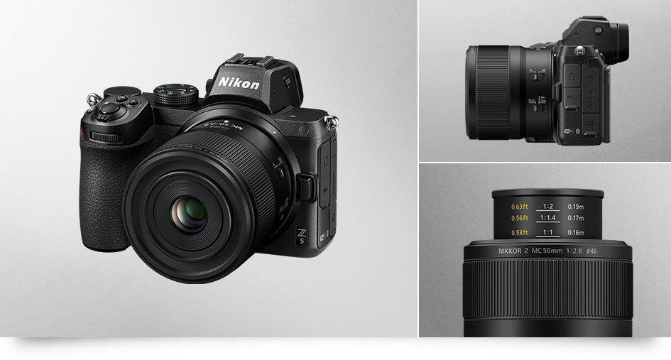 NIKKOR Z MC 50mm f 2.8 Specs