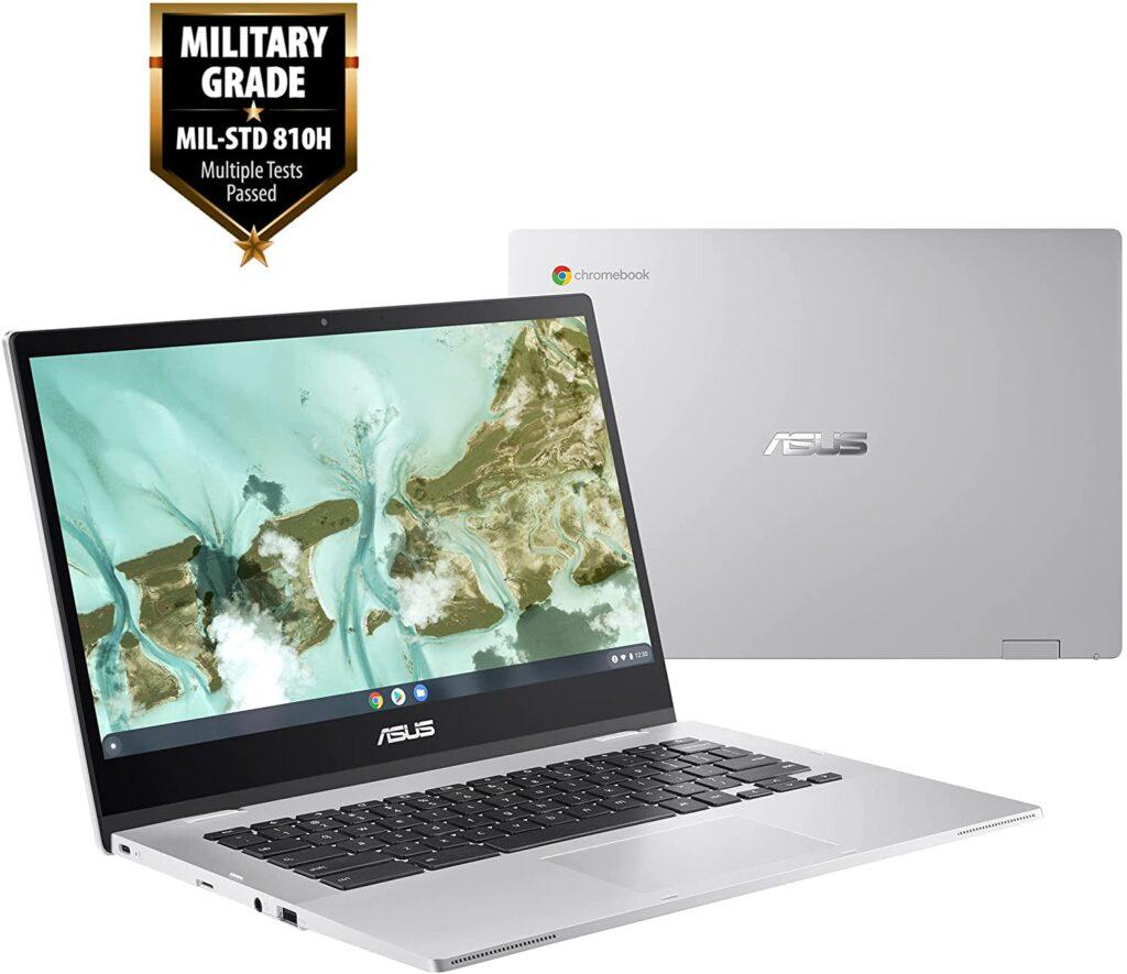 ASUS Chromebook CX1 CX1400CNA AS44F specs